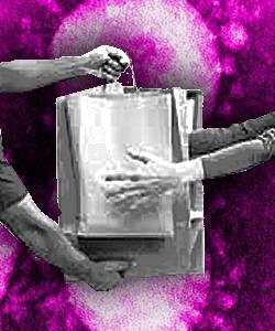 Coronavirus e rischio salute per consegne cibo a domicilio